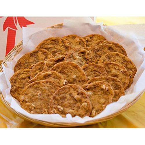 Toffee Walnut Cookie (18 Cookies)