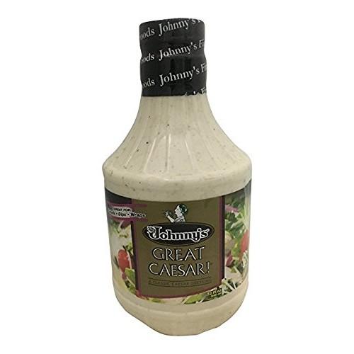 Johnnys Fine Foods, Great Caesar, 32 oz 2 Pack