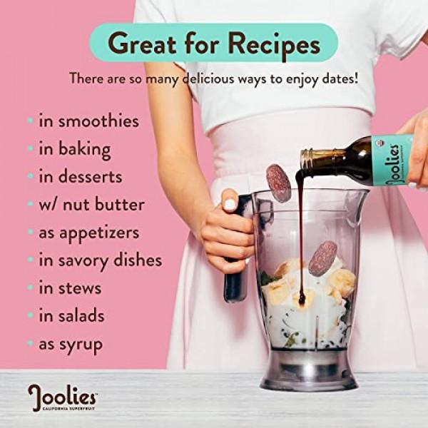 Joolies - Organic Medjool Dates, Pitted 11 Ounce - 2 Pack, Cal...