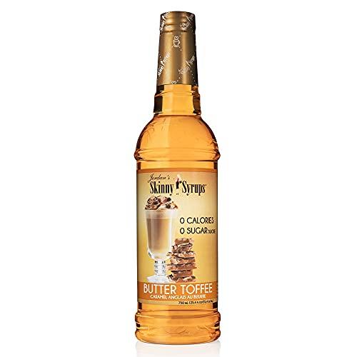 Jordans Skinny Gourmet Syrups - Toffee Syrup