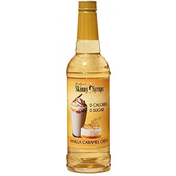 Jordans Skinny Syrups New Favorites Collection - Caramel Pecan,...