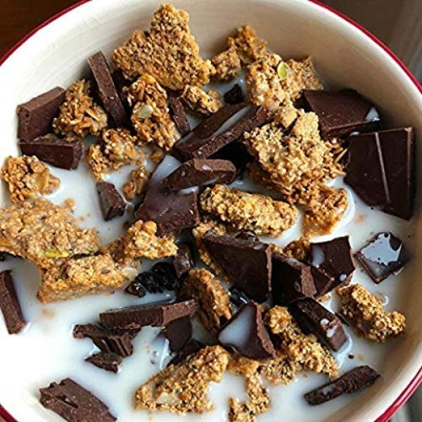 Julian Bakery ProGranola Cereal | Peanut Butter Cluster | 12g ...
