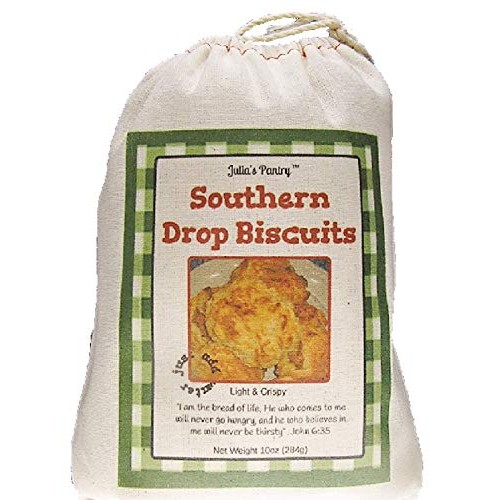 Julias Pantry Biscuits, Southern Drop, 10 Ounce