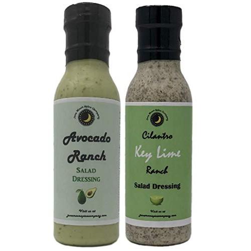Premium   RANCH Salad Dressing   Variety 2 Pack   Cilantro Key L...
