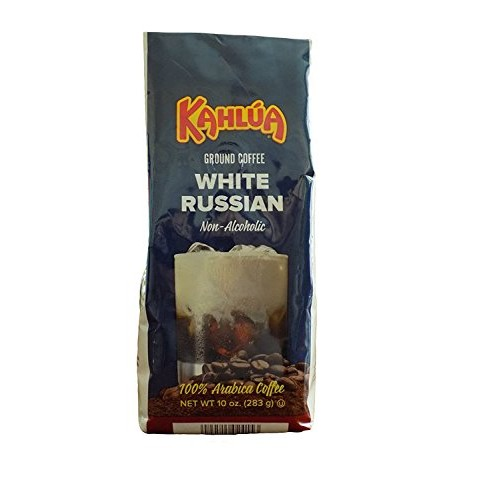 Kahlua White Russian Ground Coffee - 10 oz