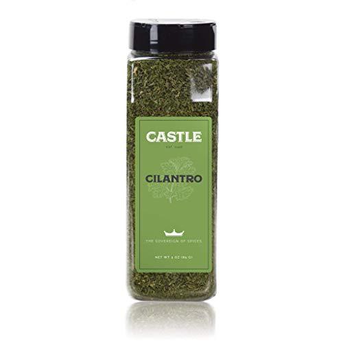 Castle Foods | CILANTRO, 3 oz Premium Restaurant Quality