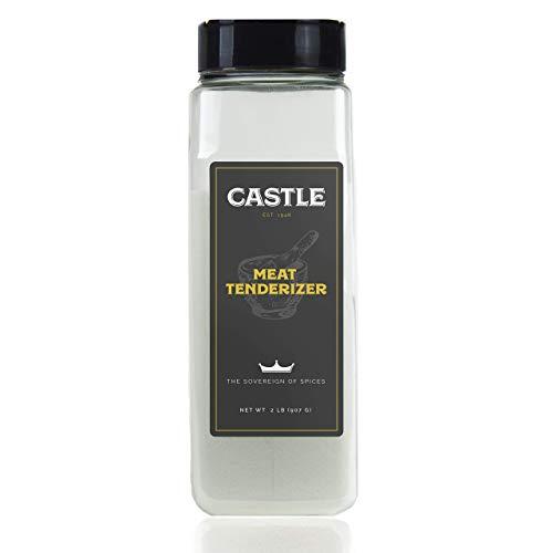 Castle Foods | MEAT TENDERIZER, 40 oz Premium Restaurant Quality