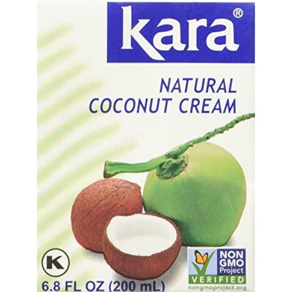 Kara Coconut Cream 6.80 Oz 4 Units
