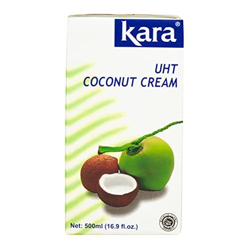 Kara, Coconut Cream, 16.9 Ounce