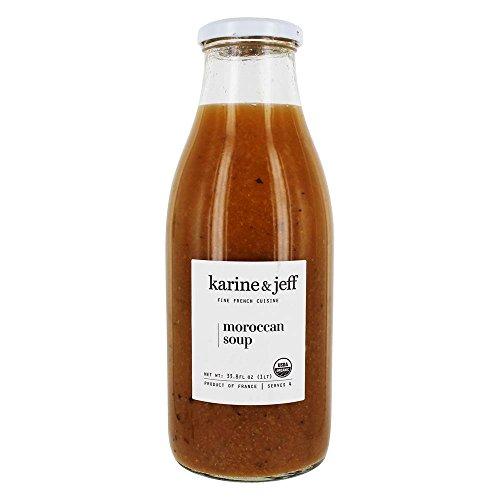 Karine & Jeff Moroccan Soup - Organic - Gluten Free - Vegan Ingr...