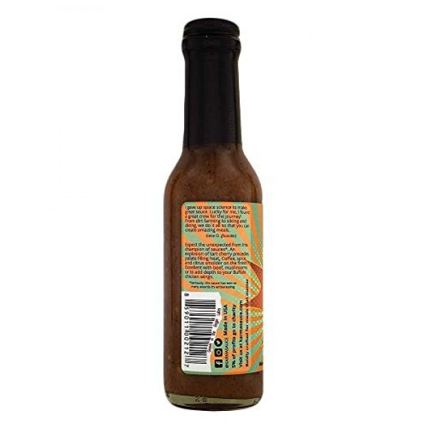 Cherry Bomb | Extra Hot Habanero And Sour Cherry Fusion | 12 Tim...
