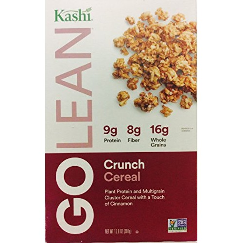 Kashi GoLean Crunch Cereal 13.8oz pack of 3