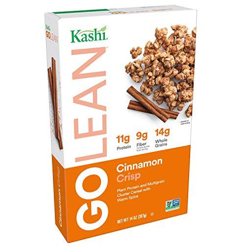 Kashi GO Cinnamon Crisp Breakfast Cereal - Non-GMO Project Verif...