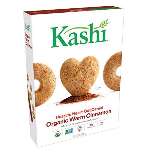 Kashi Heart to Heart Organic Warm Cinnamon Oat Cereal - Kosher |...