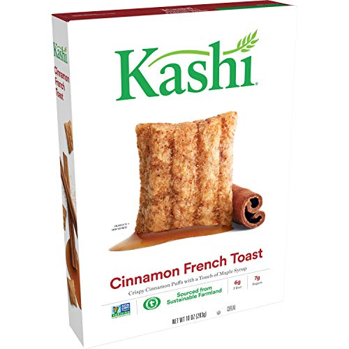 Kashi, Breakfast Cereal, Cinnamon French Toast, Non-GMO Project ...