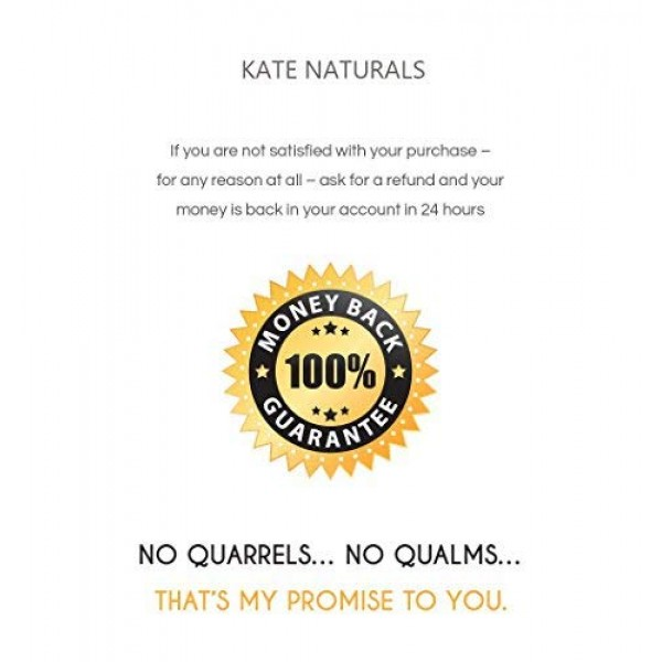 Kate Naturals Xanthan Gum. 100% Natural. Perfect For Gluten-Free...