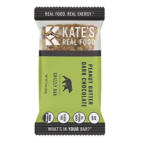 Kate's Real Food Granola Bars 12 Pack | Clean Energy, Organic In...
