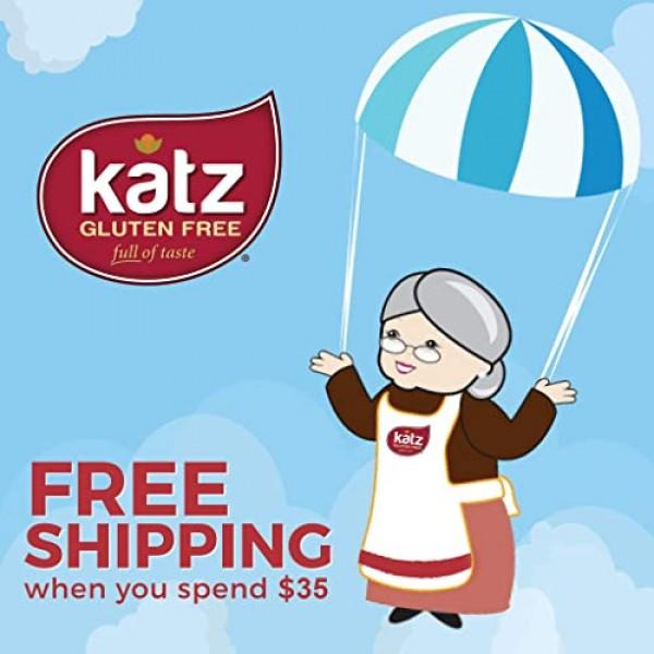 Katz Gluten Free Glazed Donuts   Dairy Free, Nut Free, Soy Free,...