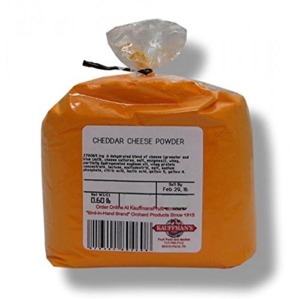 Cheddar Cheese Powder, 10 Oz. Bag