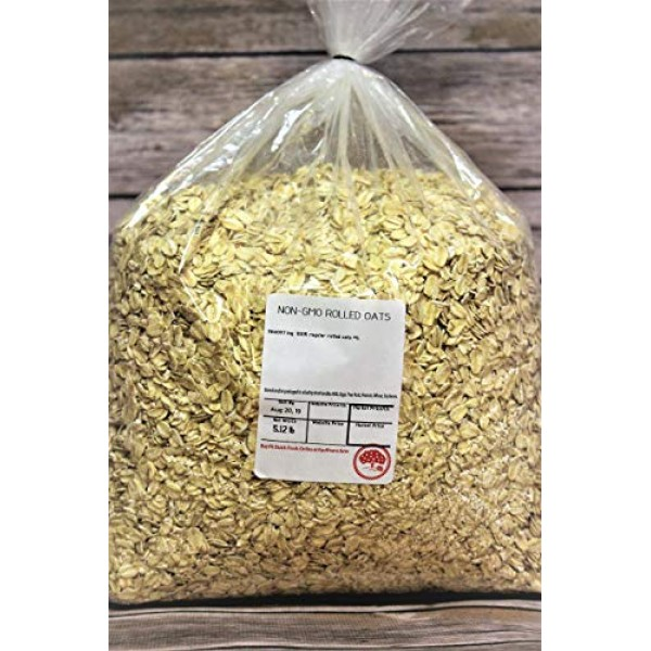 Kauffman's Fruit Farm Old Fashioned Regular Rolled Oats, Use the...