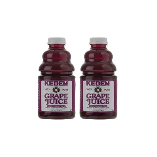 Kedem 32oz Concord Grape Juice 2 Pack