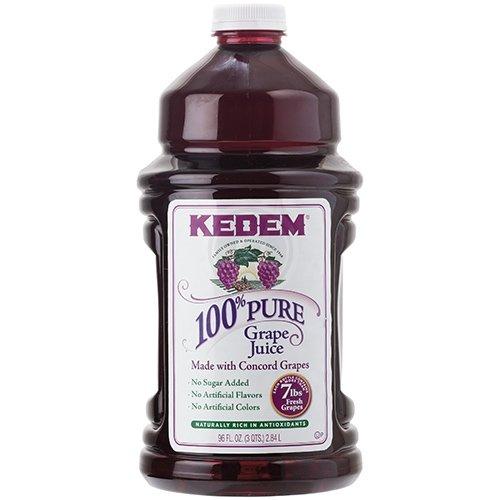Kedem Concord Grape Juice-96 oz, 2 ct