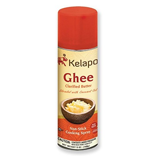 Kelapo Ghee Cooking Oil Spray, 5 oz