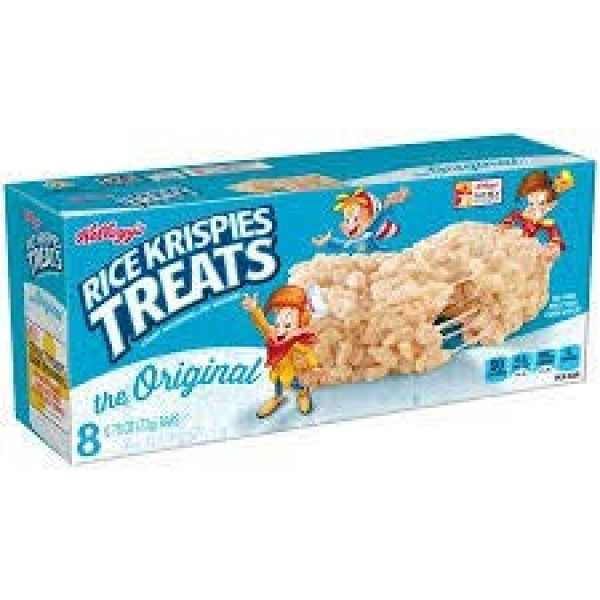 Rice Krispies Treats, The Original, 16-Count Box Pack of 12