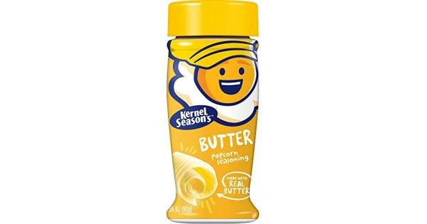 Kernel Seasons Popcorn Seasoning Butter 2 85 Ounce Pack