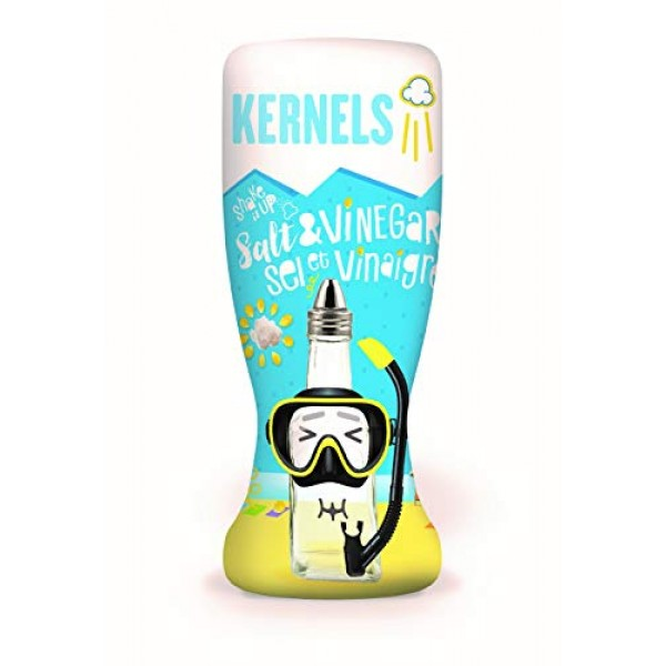 Kernels Popcorn Seasoning Salt and Vinegar 110g - Imported from ...
