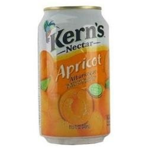 Kerns Apricot Nectar 11.5oz Cans 6 Pack