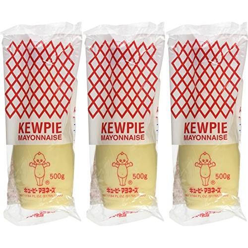 Japanese Kewpie Mayonnaise - 17.64 oz. Pack of 3