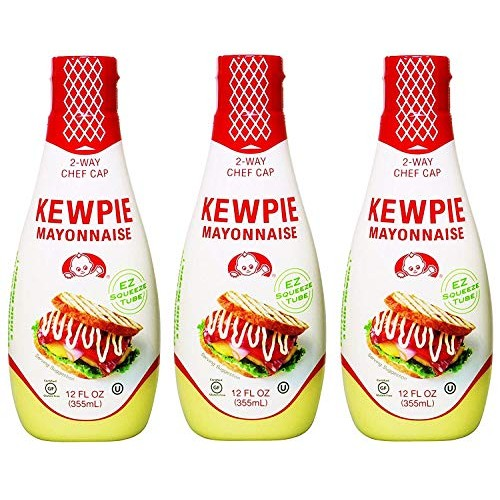 Kewpie Mayonnaise - Japanese Mayo Sandwich Spread Squeeze Bottle...
