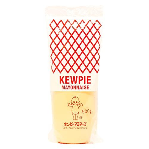 Kewpie Mayonaise, 17.64-Ounce Tubes Pack of 2