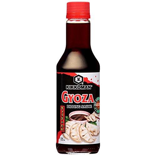 Kikkoman Gyoza Dipping Sauce, 10 Ounce Pack of 3