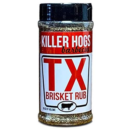 Killer Hogs TX Brisket Rub 16 oz