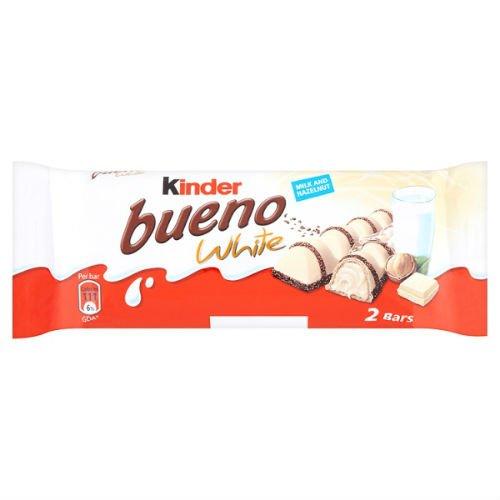 Kinder Bueno WHITE, CASE, 39gx30-WHITE