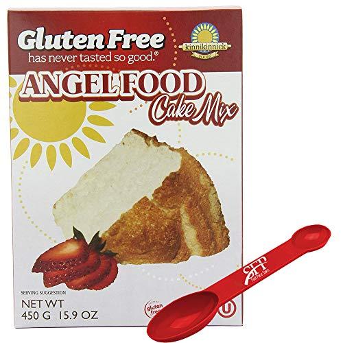 Kinnikinnick Gluten Free Angel Food Cake Mix , Yellow Cake Mix, ...