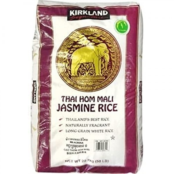 Jasmine Rice, 50 Pound