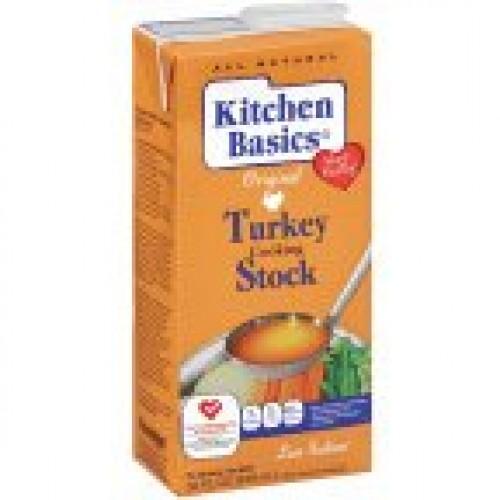 Kitchen Basics Original Turkey Stock, 32 fl oz