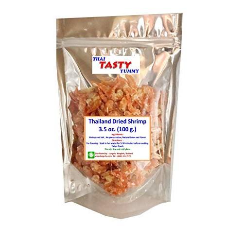 Thai Sea food Banana shrimp Dried shrimp Seafood grade A for Coo...