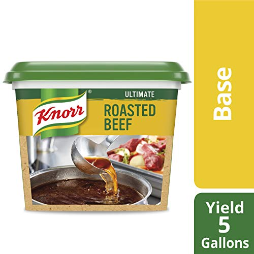 Knorr Professional Ultimate Beef Stock Base Gluten Free, No Arti...
