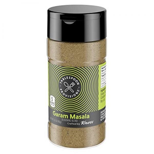 Tablespoon Provisions Garam Masala Seasoning, 3.2 oz 2 units, 1...