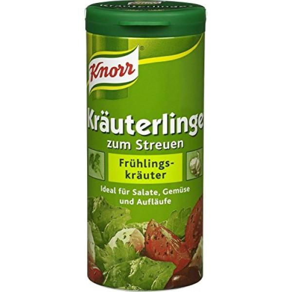 Knorr Kräuterlinge Frühlingskräuter Spring Herb Seasoning Mix,...