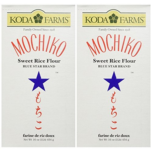 Mochiko Sweet Rice Flour Pack of 2