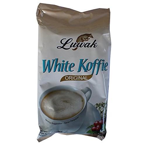 Kopi Luwak White Koffie Original (3 in 1) Instant Coffee ...