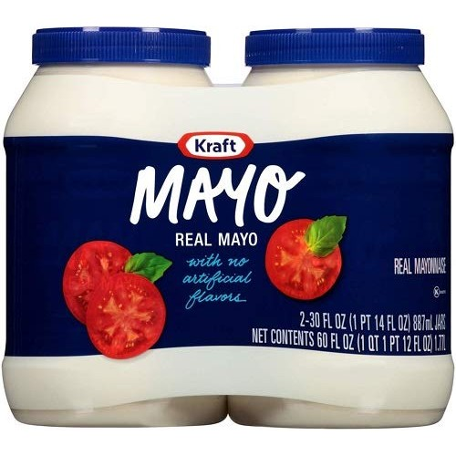 Kraft Mayo - 30 oz. 2 pk.