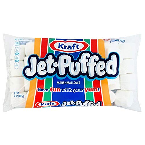Kraft Jet-Puffed Marshmallows Pack of 2