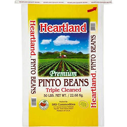 heartland and goya pinto, gabranzo black red beans pinto beans,...