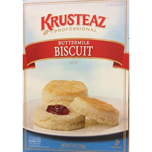 5 Pounds Krusteaz Buttermilk Biscuit Mix